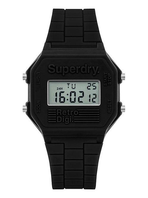 Superdry Retro Digi Colour Block Watch