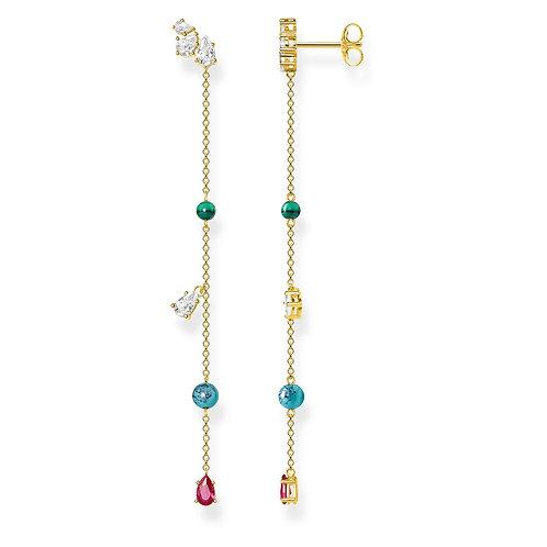 Thomas Sabo Earrings RIVIERA Colours