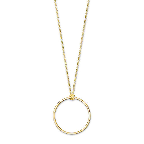 Thomas Sabo Charm Pendant NECKLACE Circle
