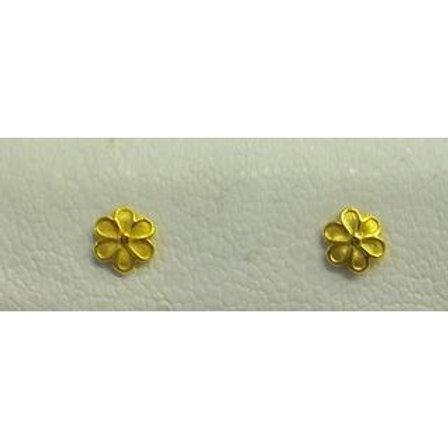 GOLD EARRINGS 14CK Gold