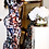 "Thumbnail: CUSTOM ""TONI"" SHEER FITTED MAXI DRESS/COVER UP"