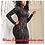 Thumbnail: CUSTOM BLACK LACE LOW CUT SIDE DRESS