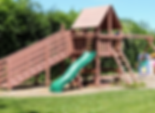 The Playgrounds at Lake George Diamond Cove Cottages, NY