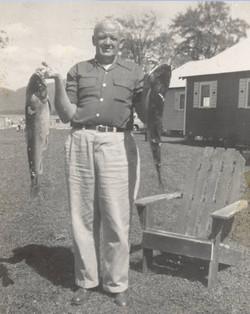 September 1957-Big Catch