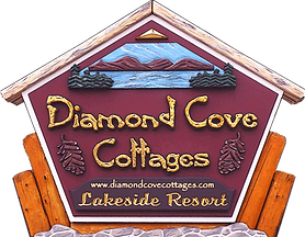 Lake George Diamond Cove Cottages, NY