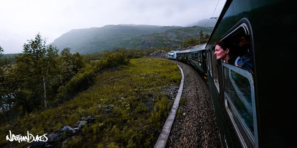 Flåm Railway. Picture: Nathan Dukes