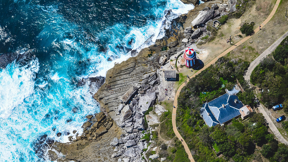 Hornby Lighthouse, South Head Sydney