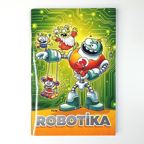 Küçük Defter - Robotika
