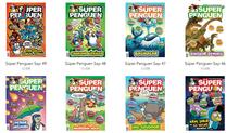 Yeni sayıyı ve kaçırdığın bütün sayıları buradan alabilirsin: superpenguen.shop