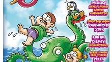 Çocukların mizah dergisi Süper Penguen'in Temmuz sayısı çıktı.