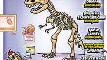 Süper derginizin Eylül sayısı çıktııı! Bu sayıda: Kuşların atası dinozorlar mı?
