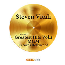 Steven Vitali Greatest Hits Vol 2 MGM Records Hollywod 2017
