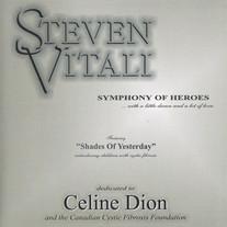 Album - Symphony Of Heroes by Steven Vitali