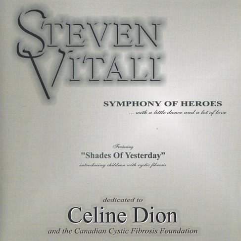 Steven Vitali - Symphony of Heroes