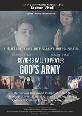 IMDB COVER COVID-19 Call to Prayer God's