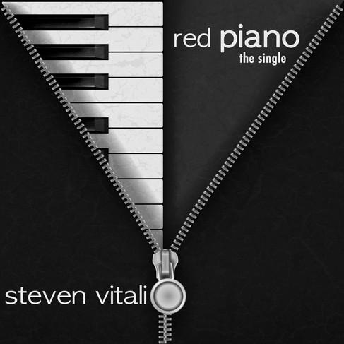 Steven Vitali Red Piano