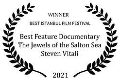 JEPEG LAUREL Best Feature Documentary(1)