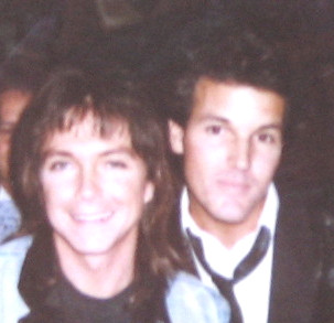 Steven Vitali and David Cassidy