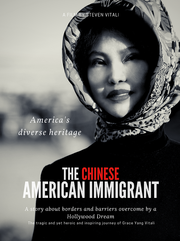 PNG POSTER THE CHINESE AMERICAN IMMIGRAN
