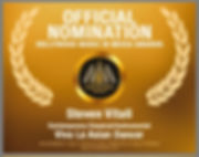 Steve Vitali Nomination Hollywood Music In Media Awards 2018
