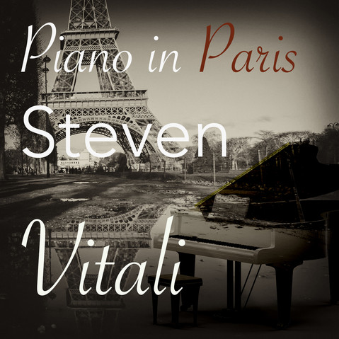 Piano In Paris by Steven Vitali