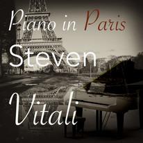 Single - Piano In Paris by Steven Vitali