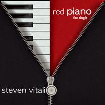 Single - The Red Piano - The Single Release by Steven Vitali