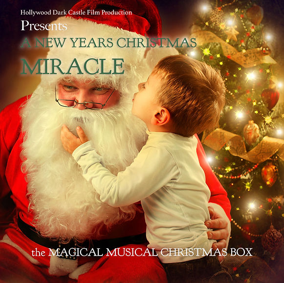 COVER the Magical Musical Christmas Box