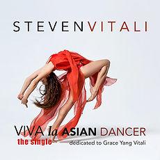 Steven Vitali VIVA La Asian Dancer - Hit Single 2018