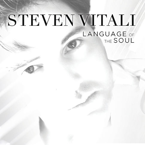 Steven Vitali Language of the Soul Chart Topping CD