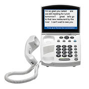 Captioned Telephone 840 Plus