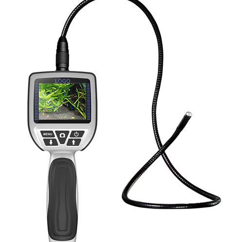 """TEAMFORCE TF-3329MX80 8mm Video Inspection Camera With 2.7"""" LCD Display"""