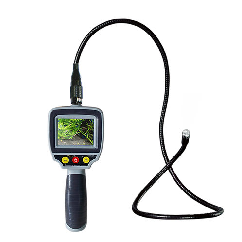 """TEAMFORCE TF-3309HLX80 8mm Video Inspection Camera with 2.7"""" LCD Display"""
