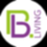 b.living logo
