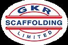 GKR Scaffolding Logo