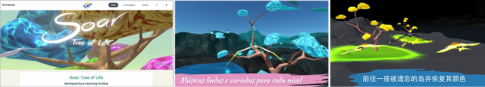Soar: Tree of Life in VR