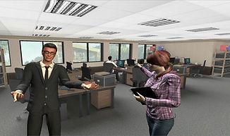off the shelf training VR