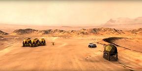Financial Times Mars VR