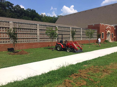 Ponders Funeral Home - Tree Planting