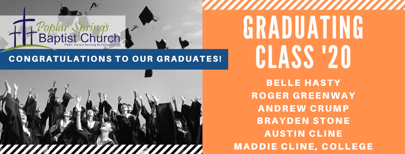 Congratulations to our graduates!-2