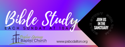 PSBC Sunday School