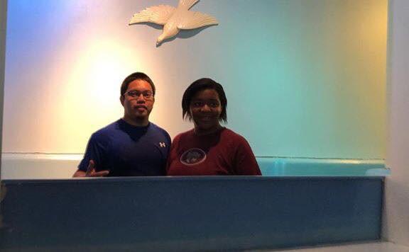 Youth Baptism