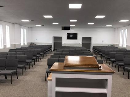 2019 Renovations at Calvary Dalton