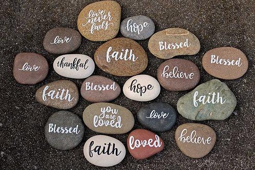 Encouragement Stones