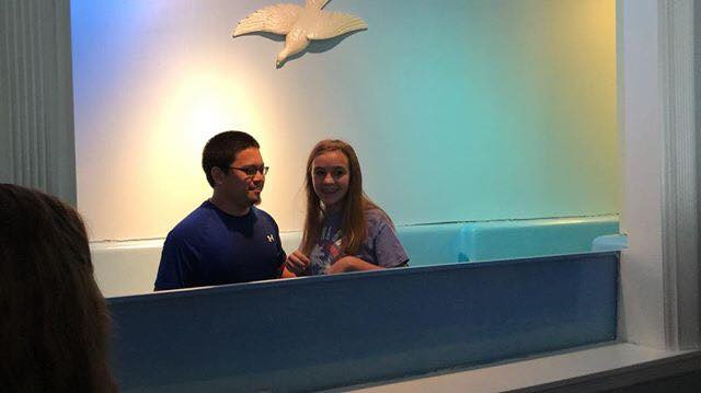 Youth Baptism