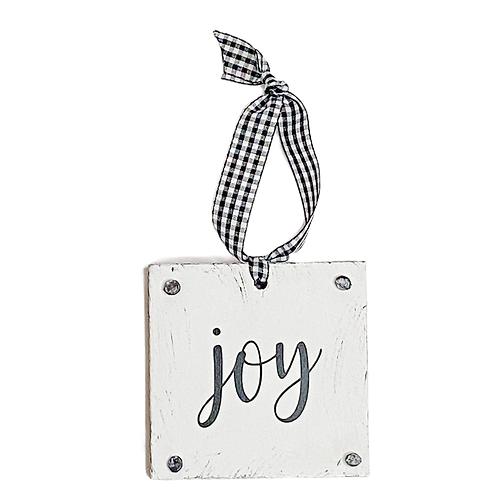 Ornaments- Set of 3- $18