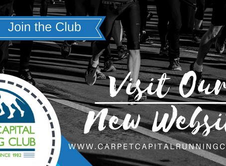 Visit Carpet Capital Running Club's NEW Website