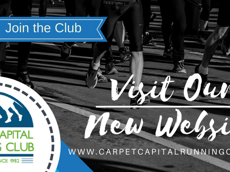 Visit Carpet Capital Running Club's NEW Website