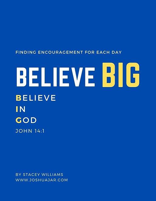 Believe BIG Ebook