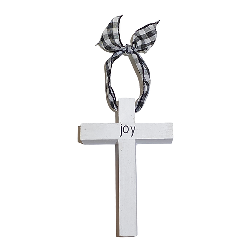 Traditional Cross Ornament- 4 Options Available